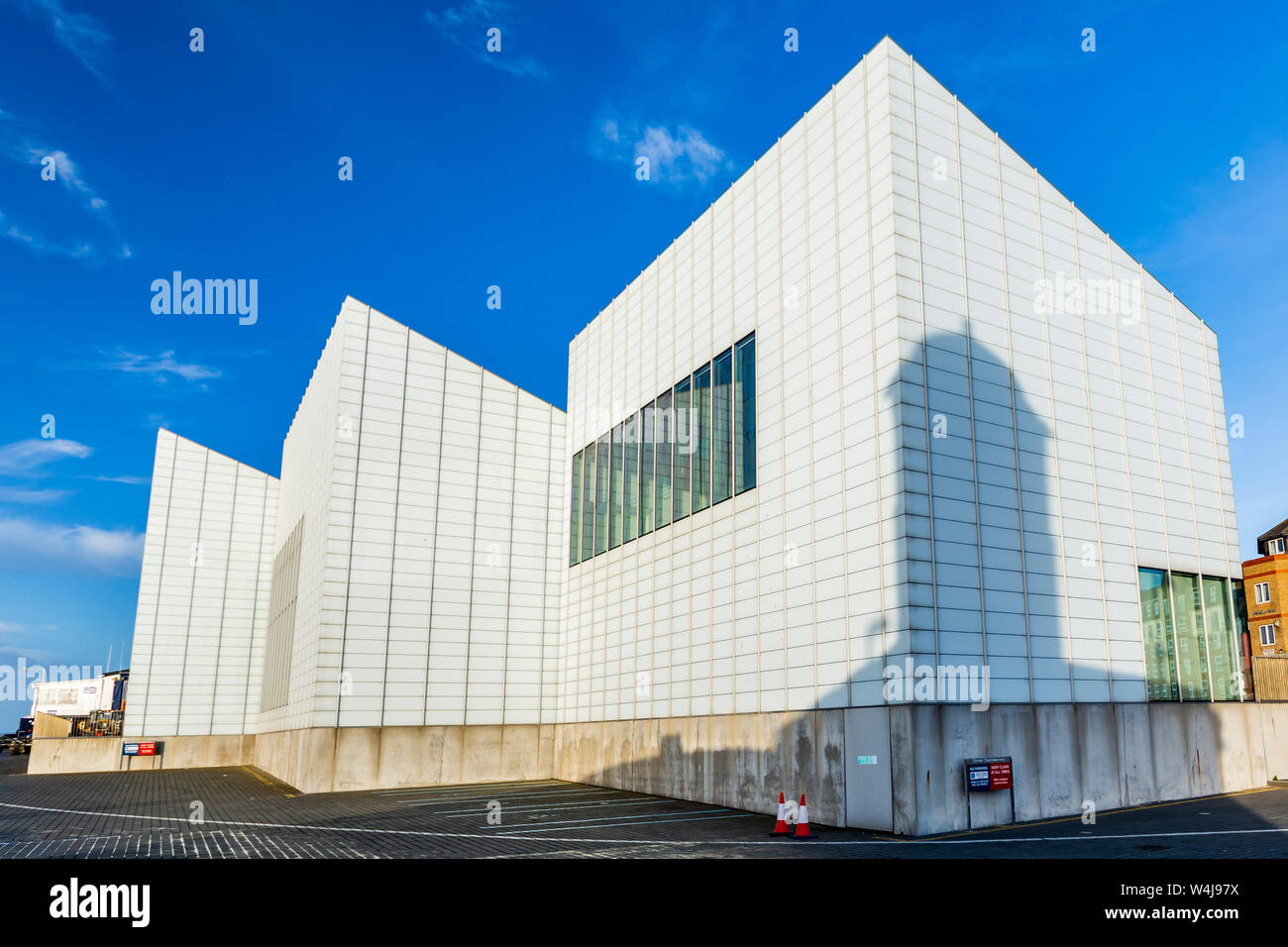 Notable buildings in Margate Stock Photo