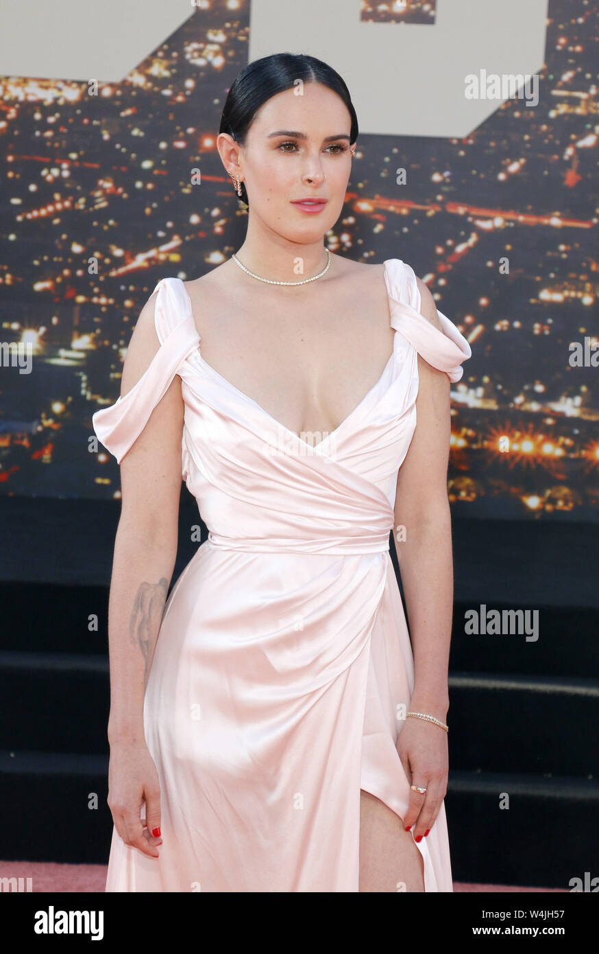 Once Upon A Time At Christmas 2019.Rumer Willis At The Los Angeles Premiere Of Once Upon A