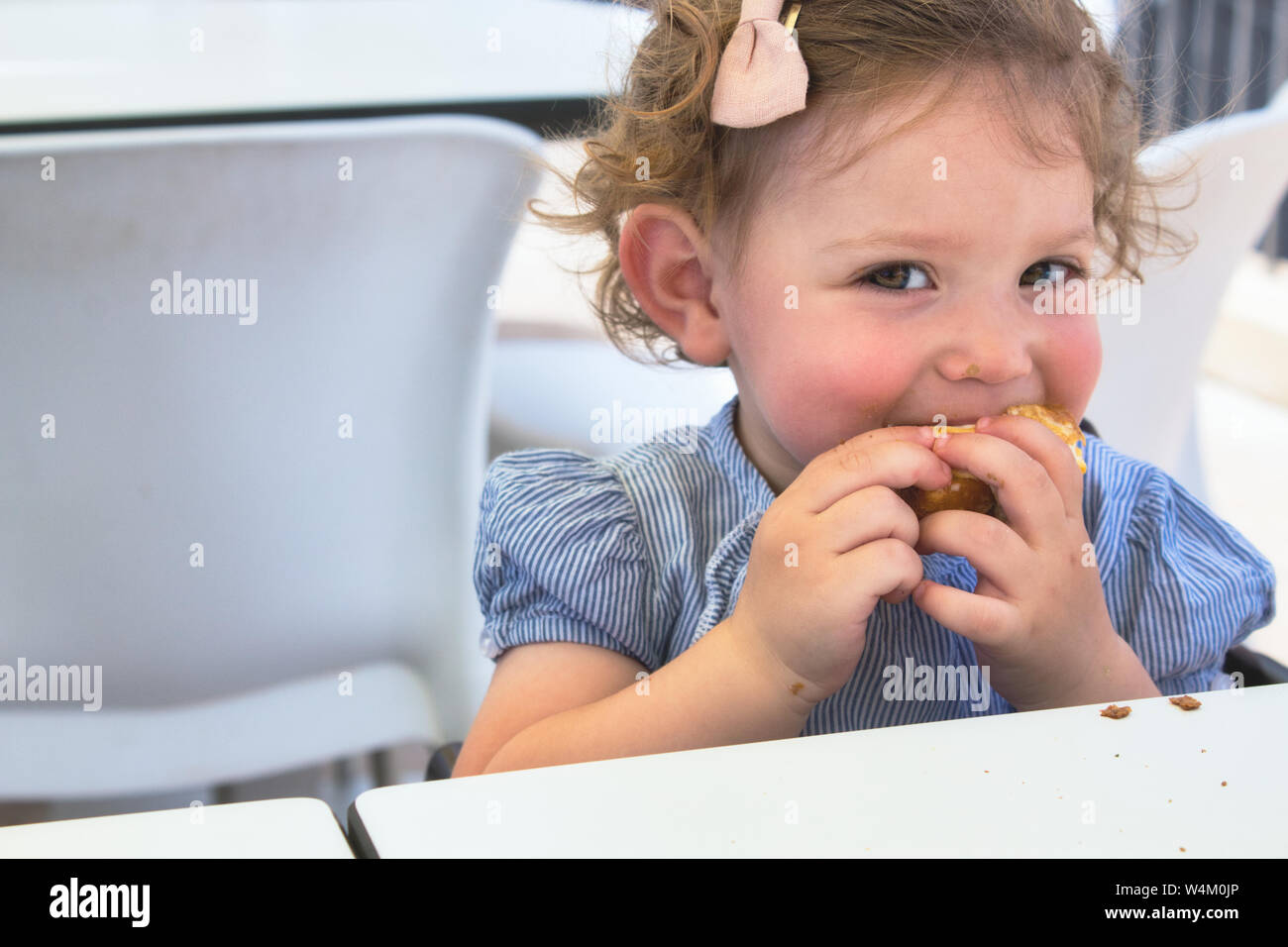Stuffing Food Mouth Stock Photos & Stuffing Food Mouth Stock Images