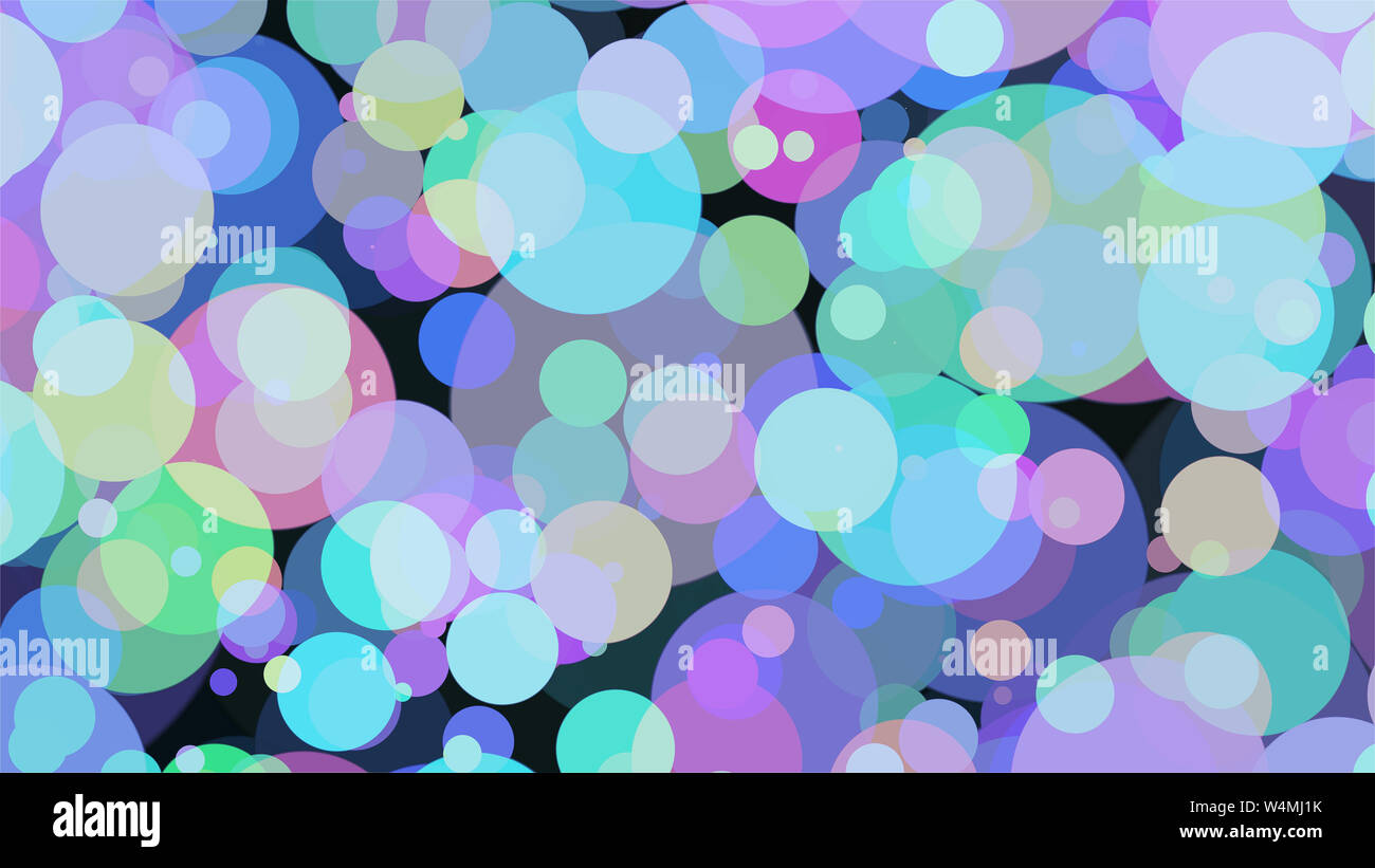 Colored Background Abstract Composition High Quality