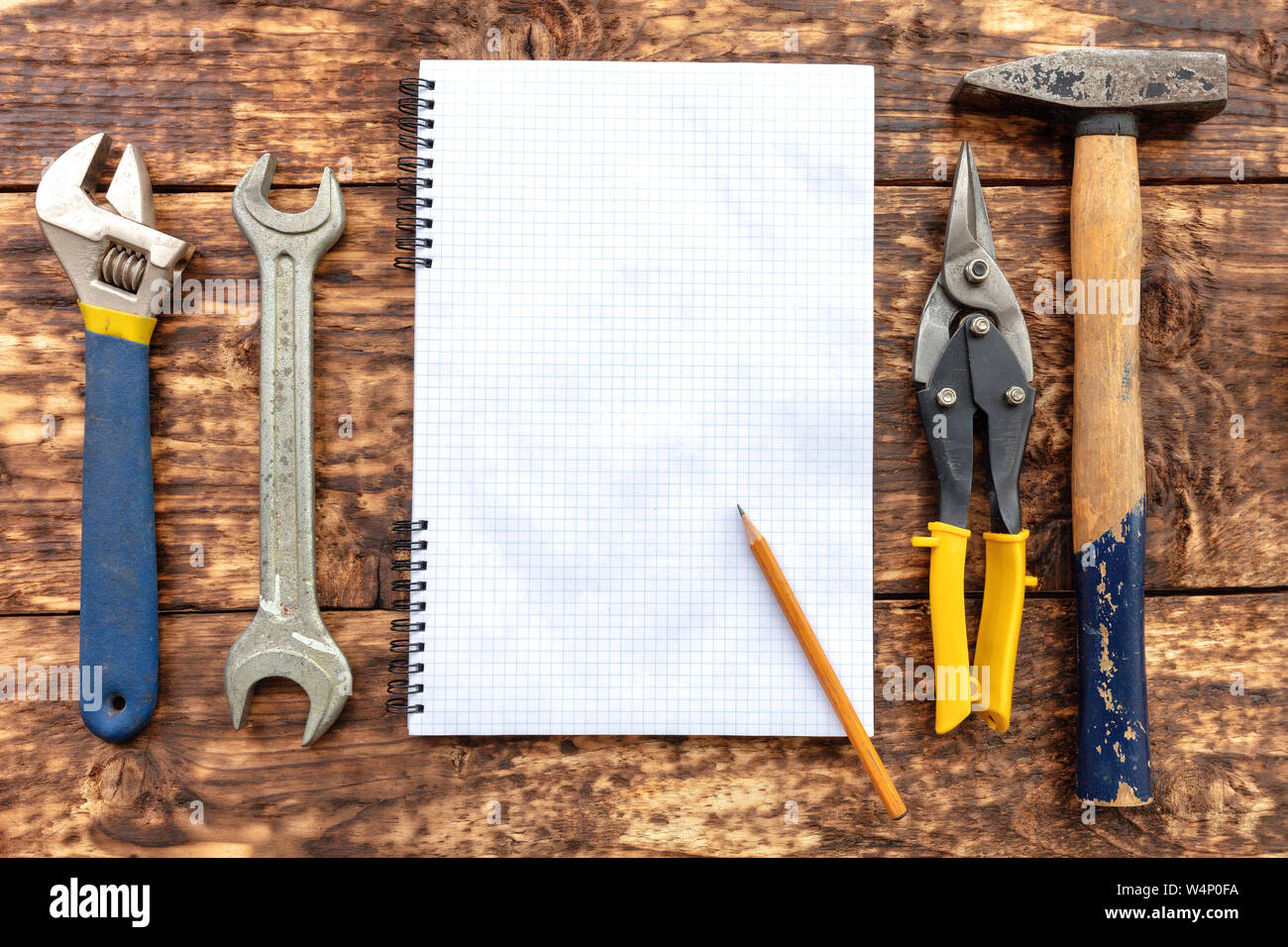Old Hand Tools Stock Photos & Old Hand Tools Stock Images