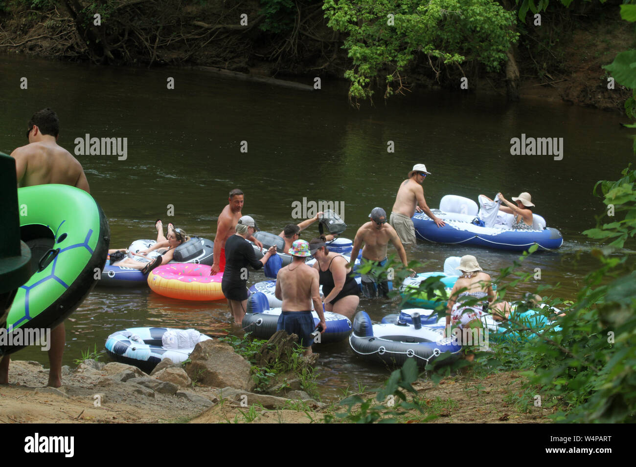 Tubing River Stock Photos & Tubing River Stock Images - Page