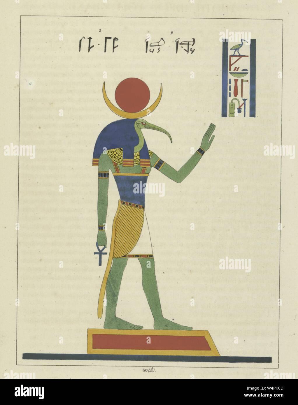 God Thoth Stock Photos & God Thoth Stock Images - Alamy