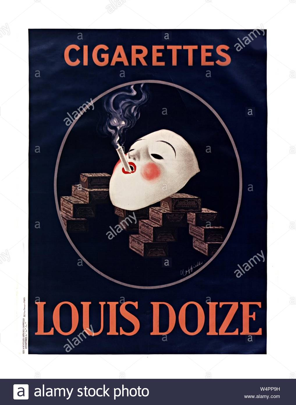 Cigarette Advertising Cut Out Stock Images & Pictures - Alamy