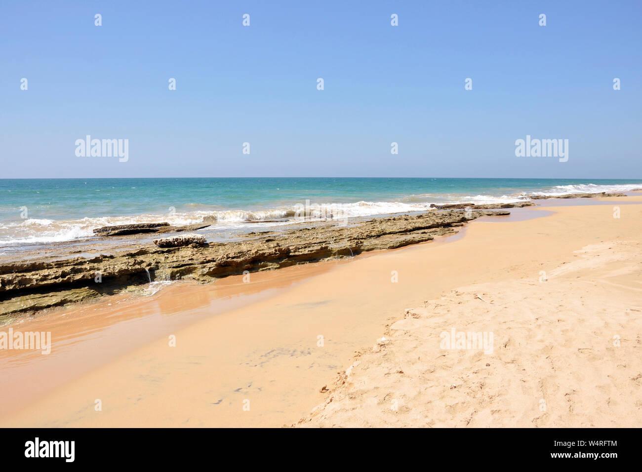 Sri Lanka, Bentota, beach Stock Photo