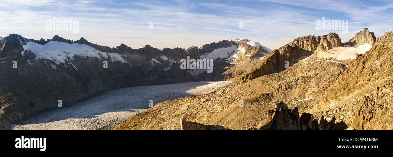 Swiss Alps, Switzerland Stock Photo