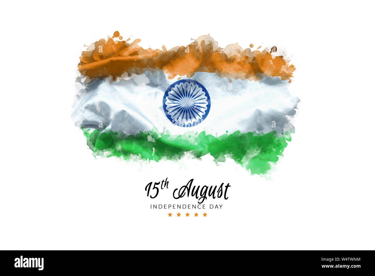 Indian Flag Background High Resolution Stock Photography And Images Alamy