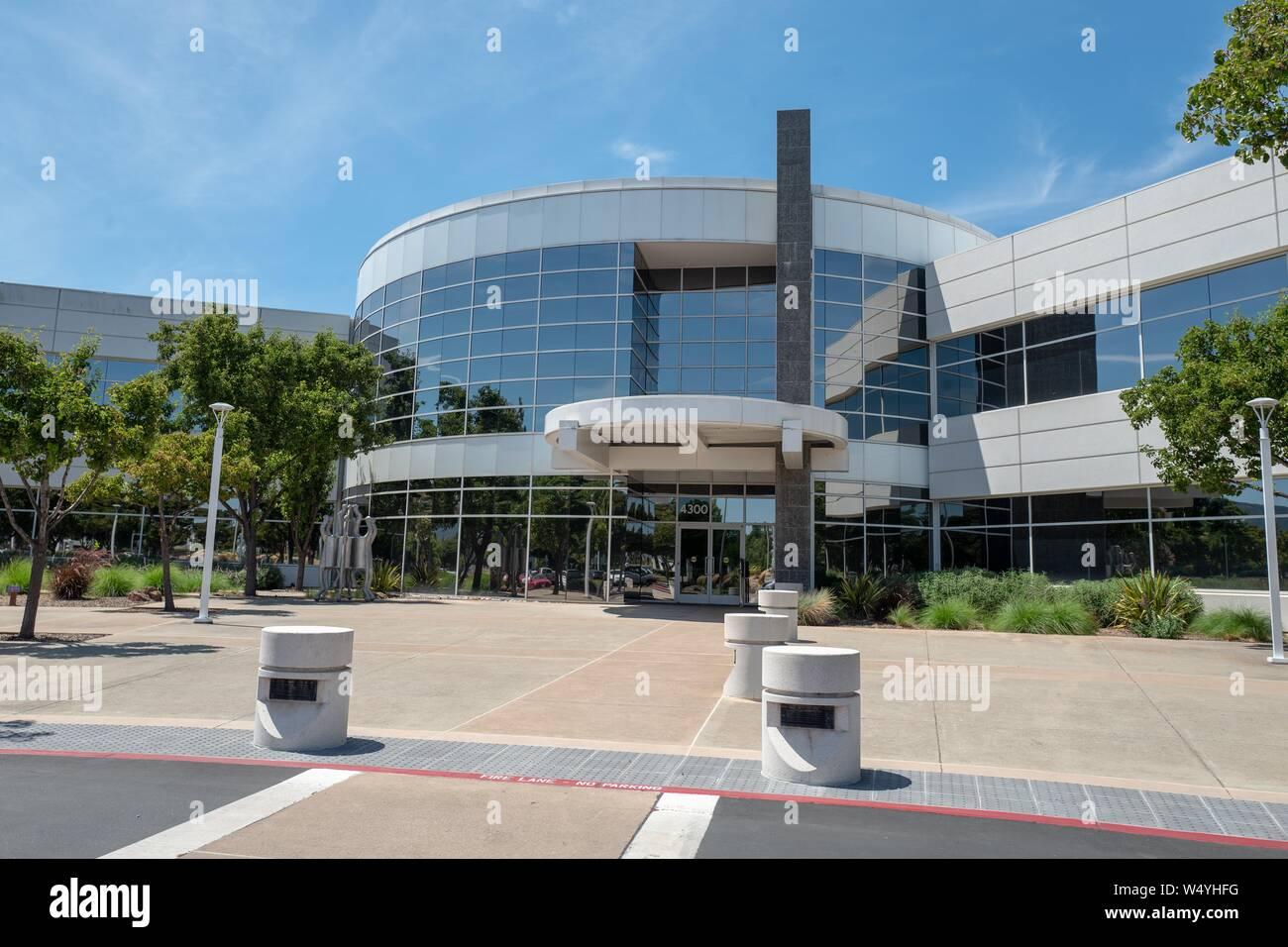 Pleasanton, California Stock Photos & Pleasanton, California
