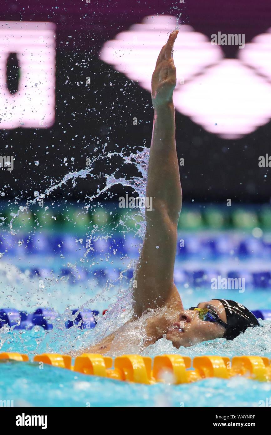 Swimming at the 2019 World Aquatics Championships – Men's 200 metre backstroke