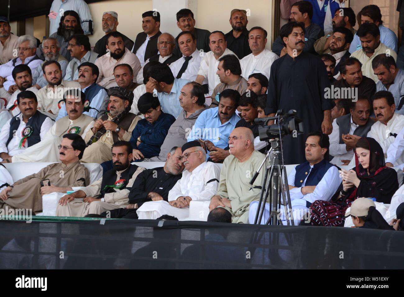 Balochistan National Party Stock Photos & Balochistan National Party