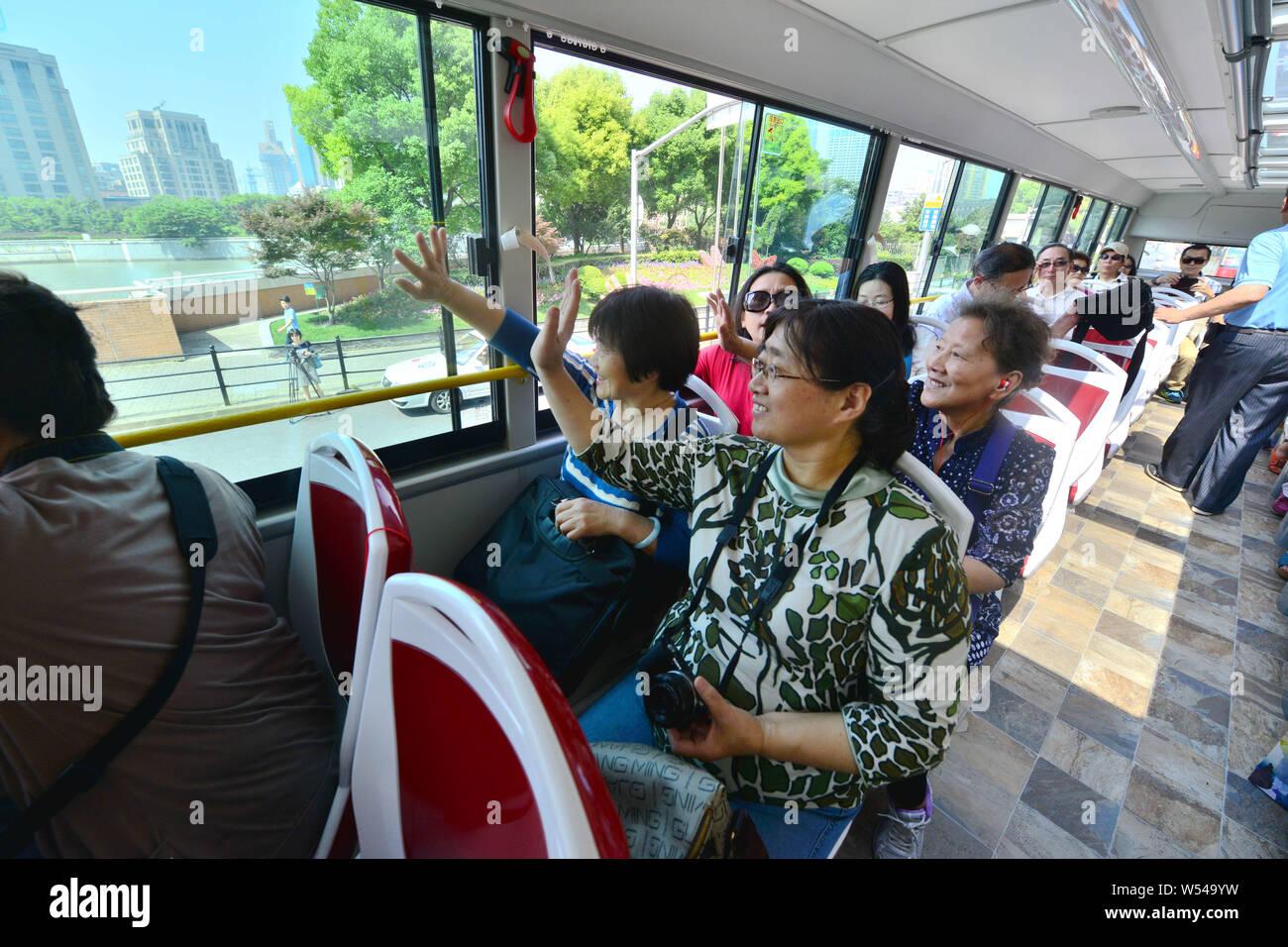 Shanghai China Tourist Attractions