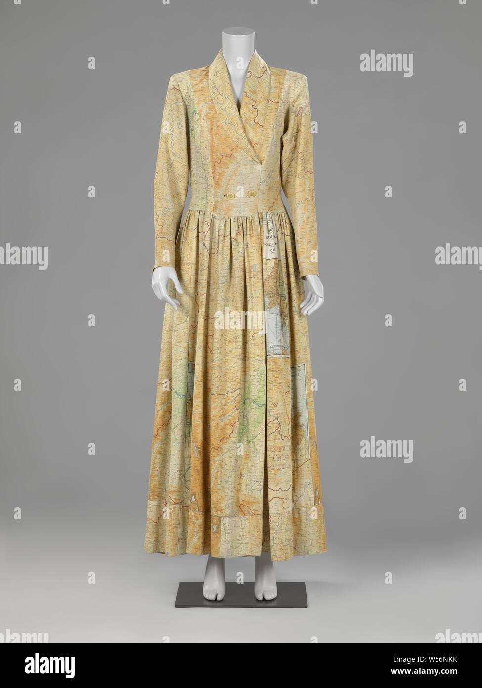 Dress 1945 From China