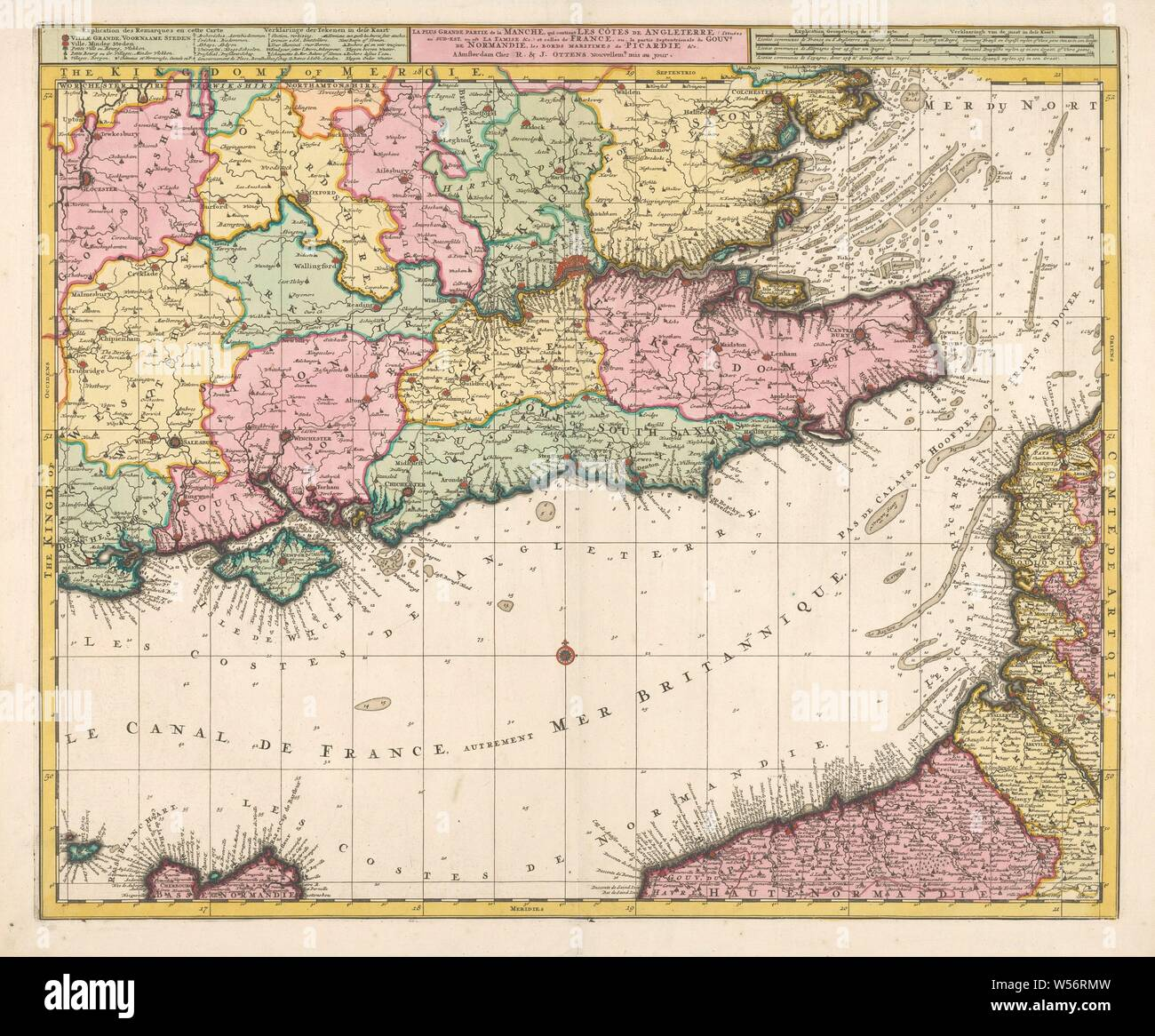 World Map Of France And England.Map England France Stock Photos Map England France Stock