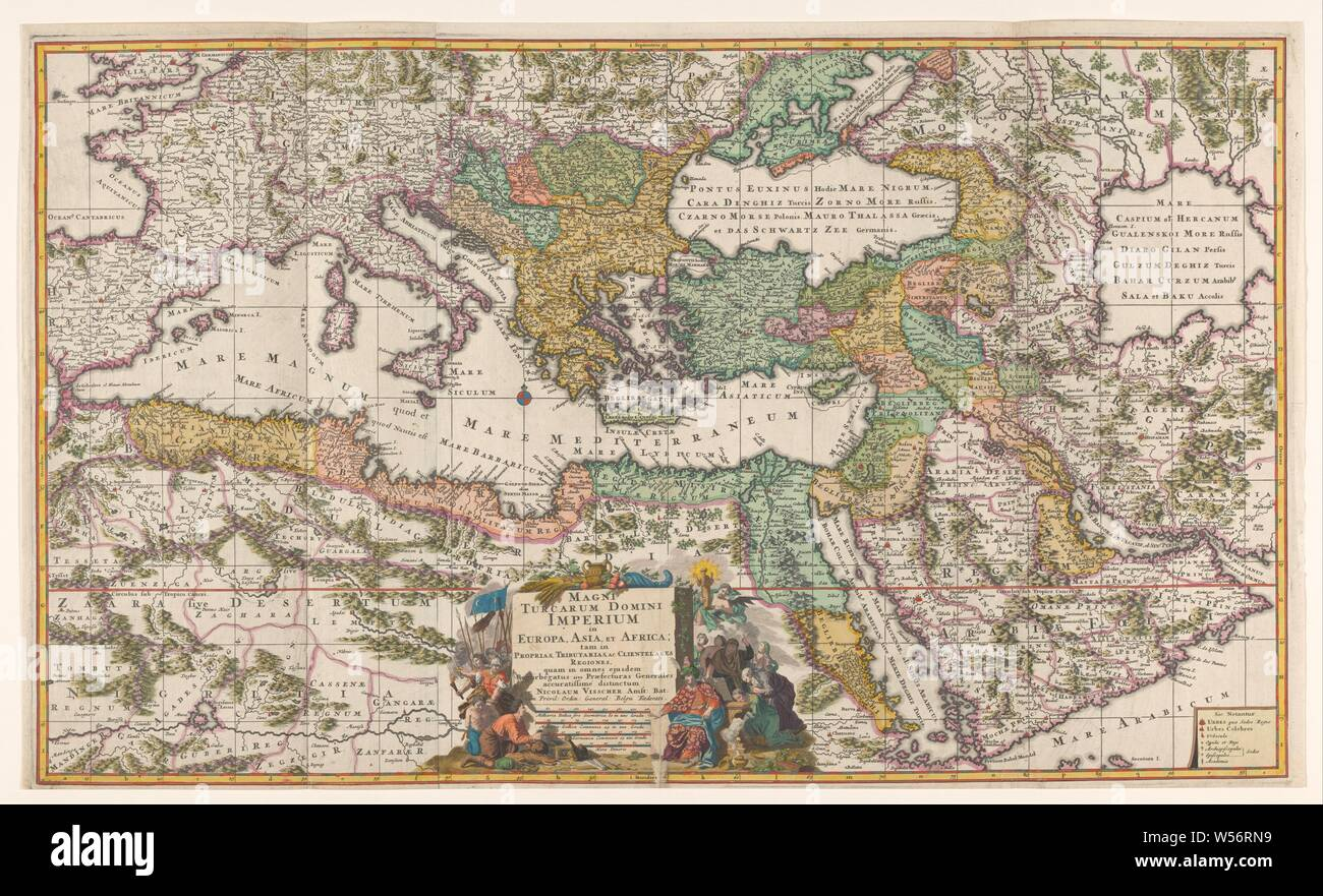 Map Of Africa 1700.Map Of Africa 1700 Stock Photos Map Of Africa 1700 Stock Images