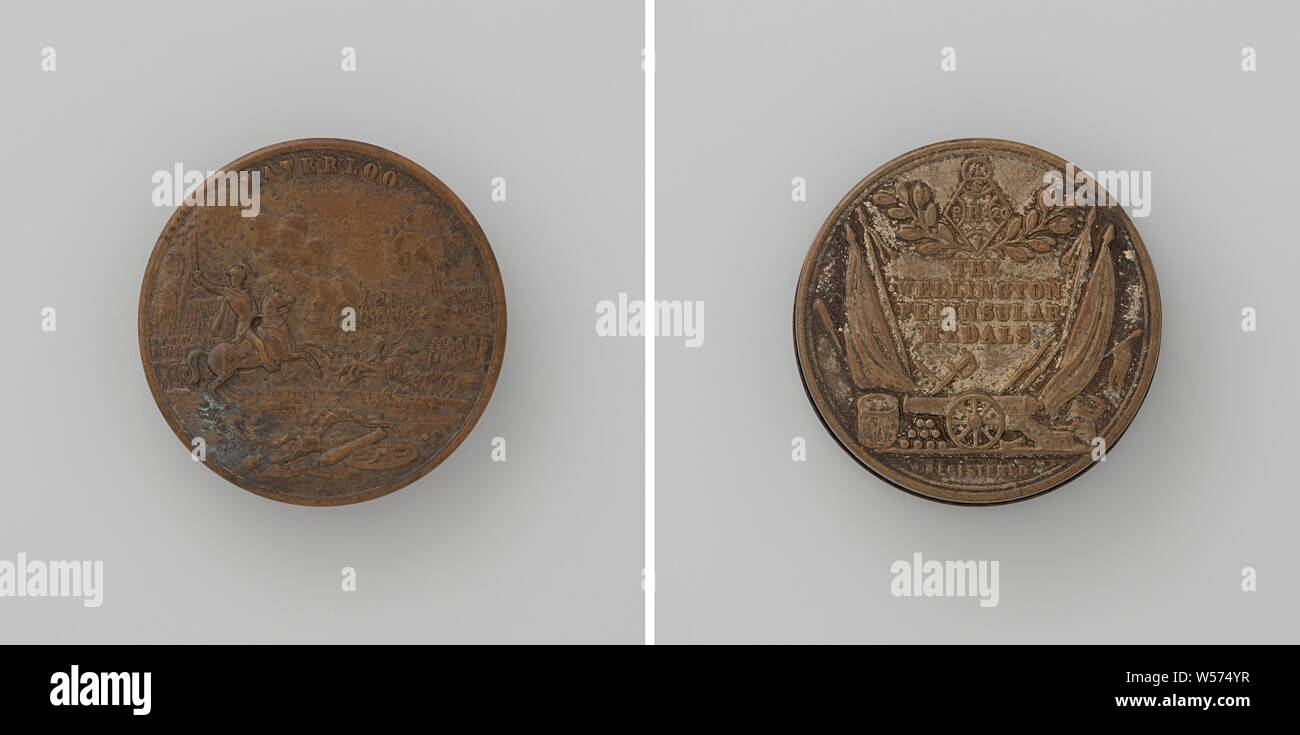 Queen Victoria Medal Stock Photos & Queen Victoria Medal