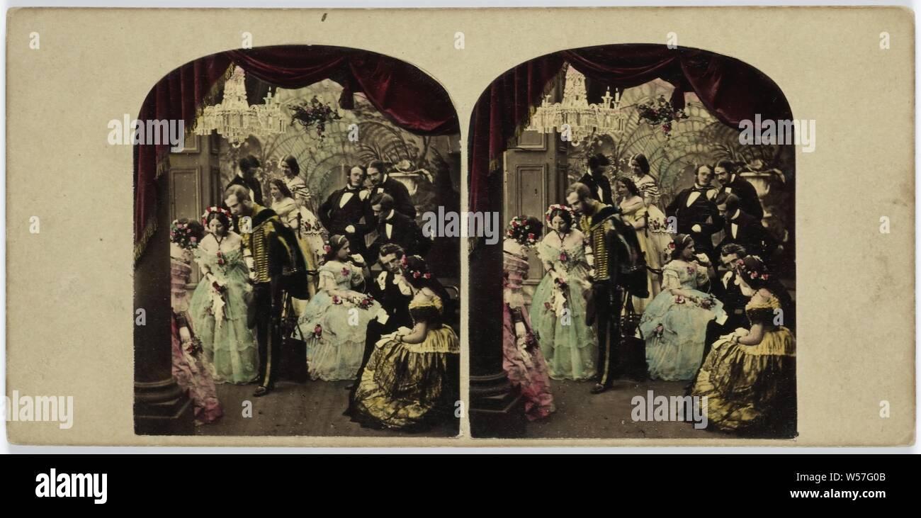 Wind Costume Color Tinted...Photo Print 8x10 Antique Albumen Print... Japanese