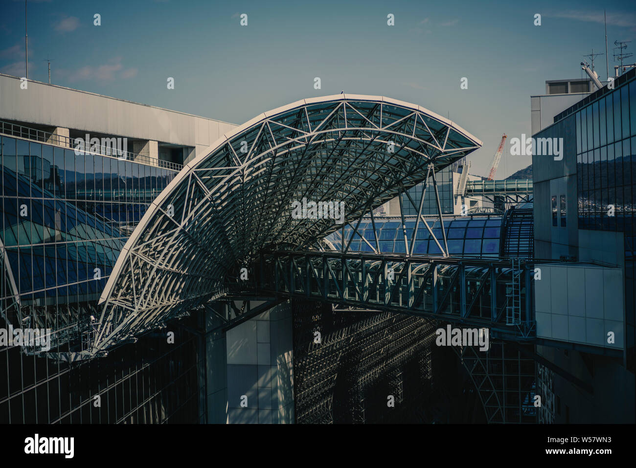 Curved Roof Structure High Resolution Stock Photography And Images Alamy