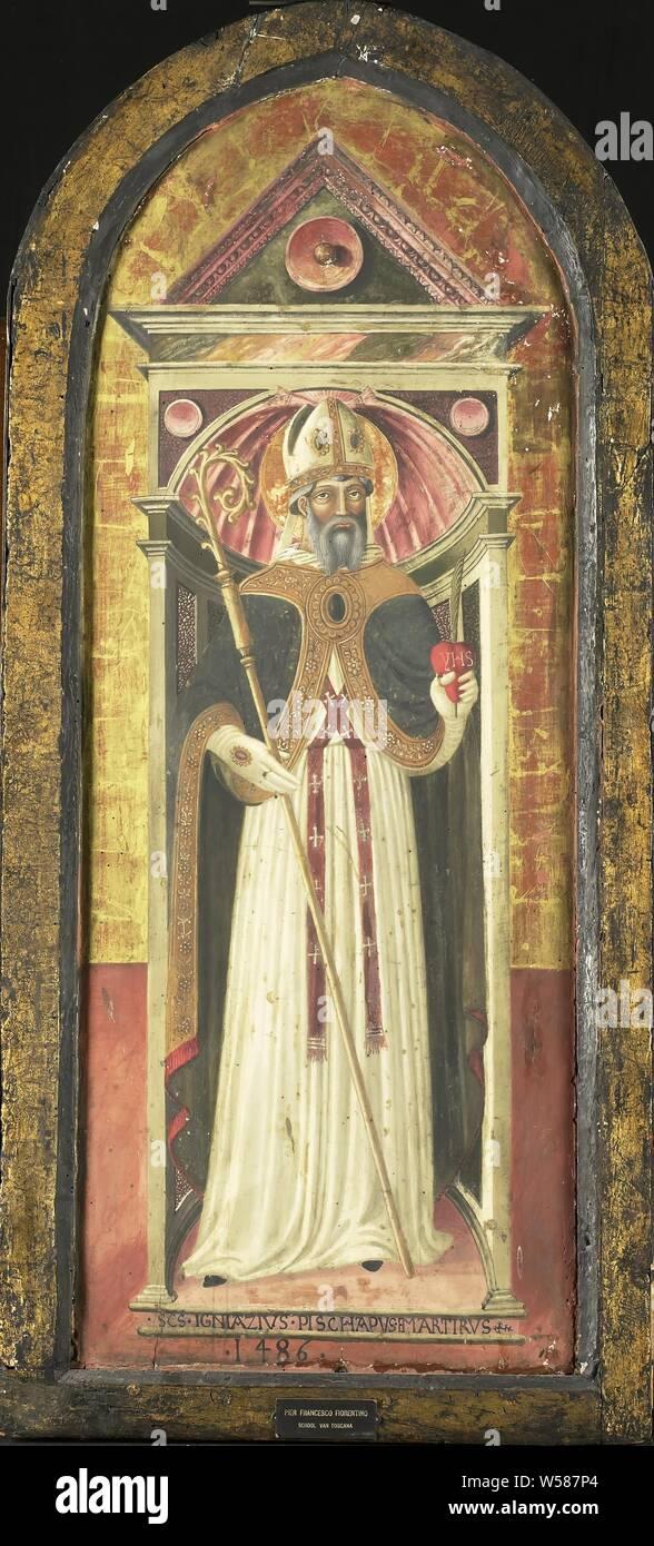Saint Ignatius Antioch Stock Photos & Saint Ignatius Antioch