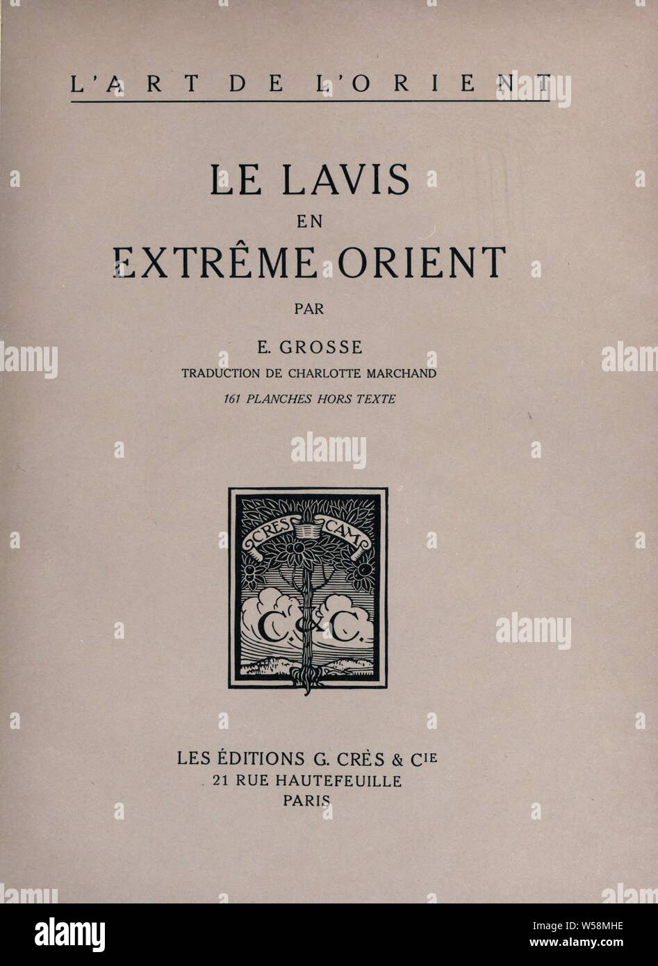 INDOCHINE Chargeurs d/'EXTREME-ORIENT H