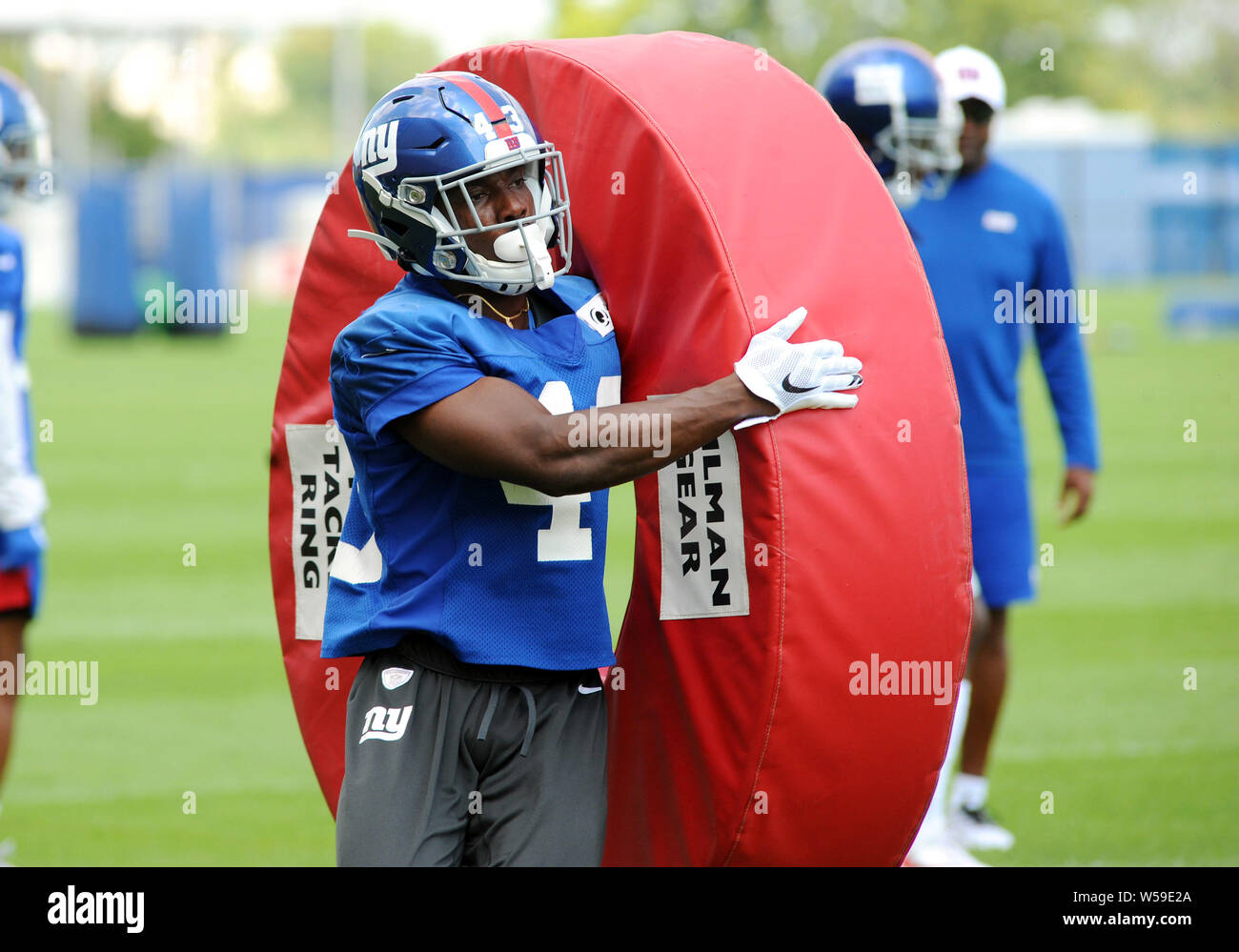 cheaper f3af0 abc62 New York Giants Defensive Back Stock Photos & New York ...