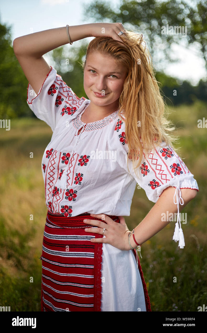 Romanian girls pictures
