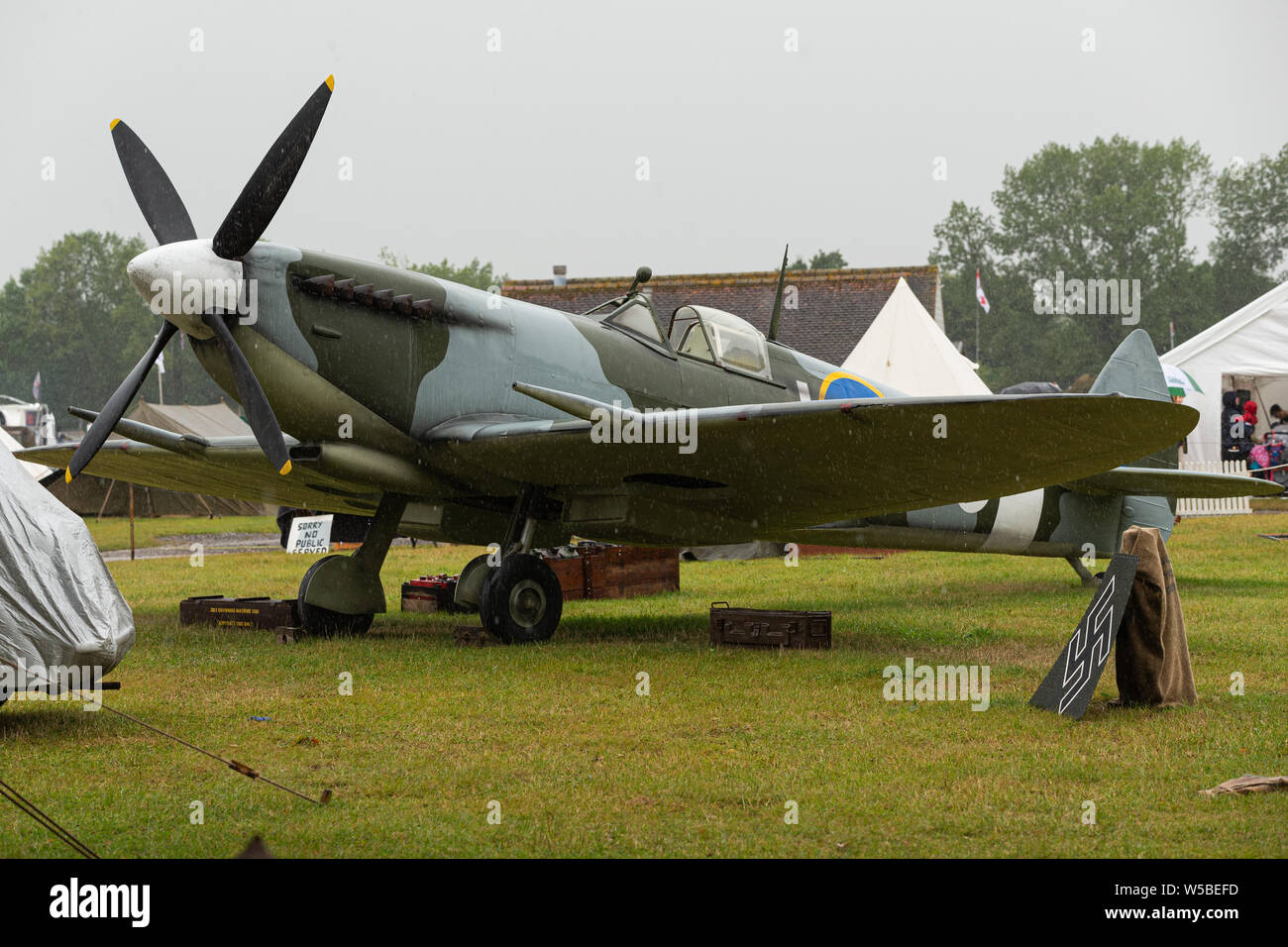 Wwii Propeller Stock Photos & Wwii Propeller Stock Images