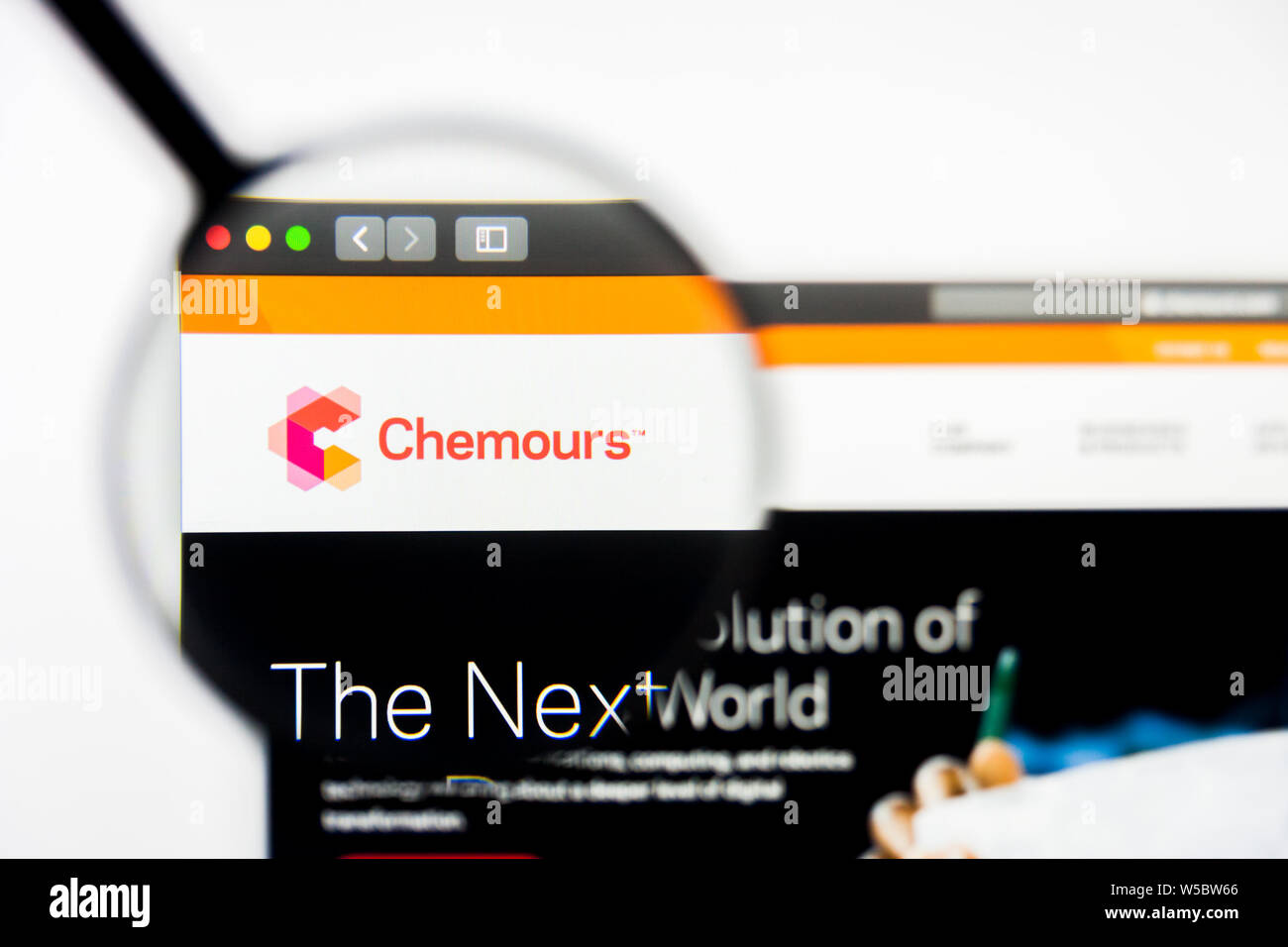 Chemours Stock Photos & Chemours Stock Images - Alamy