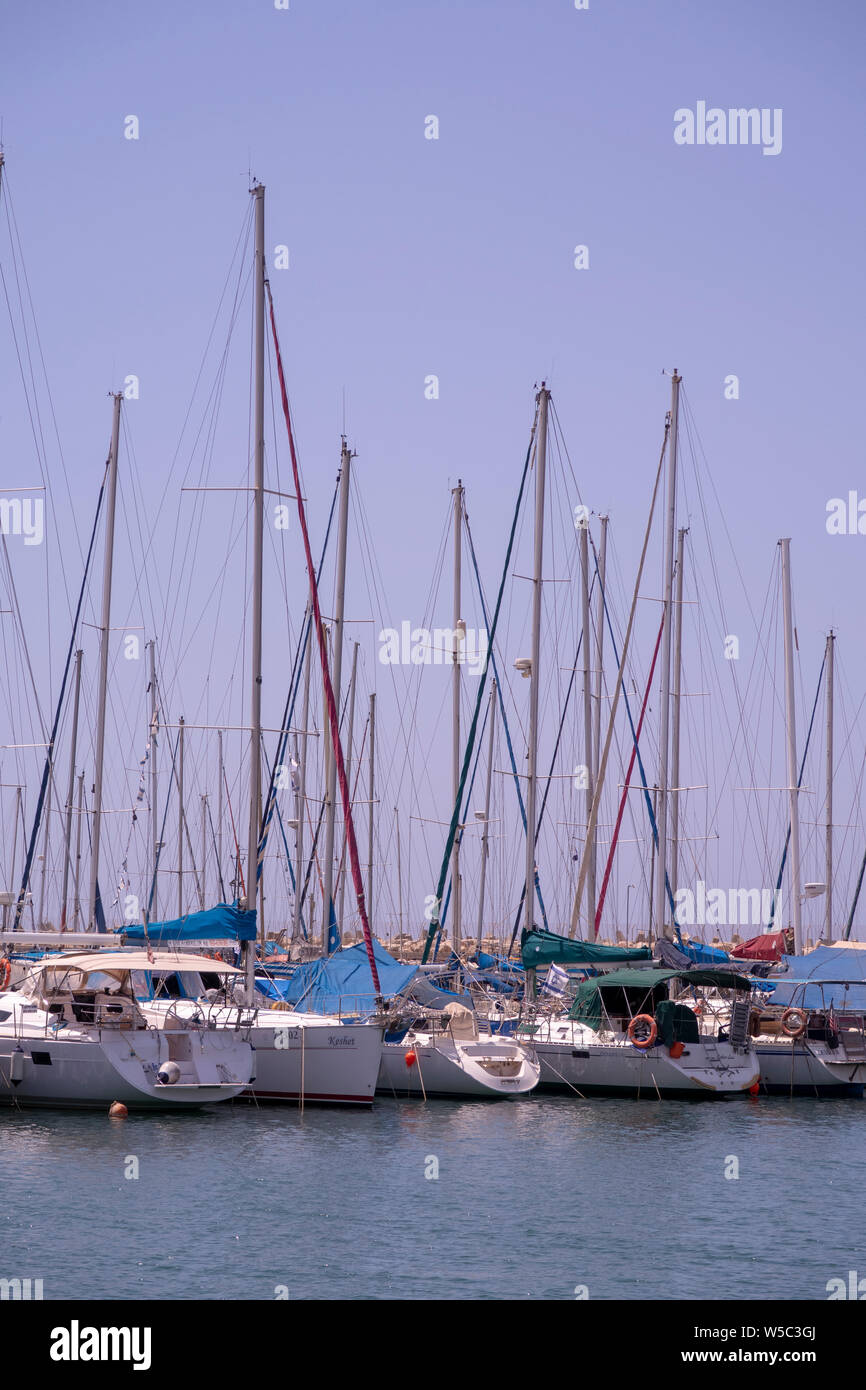 Things to Do in Ashdod Stock Photo