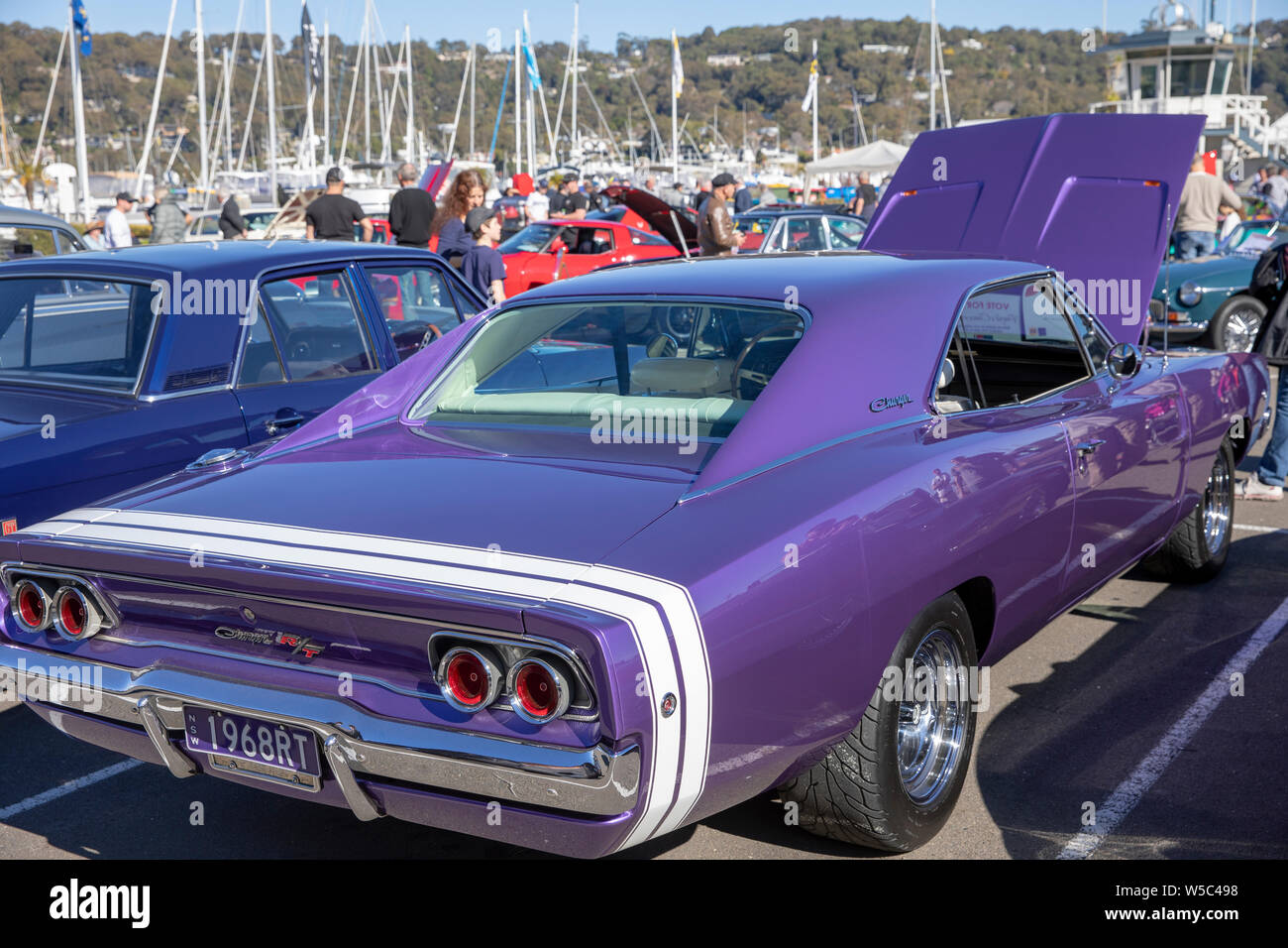 Dodge Charger Muscle Car High Resolution Stock Photography And Images Alamy