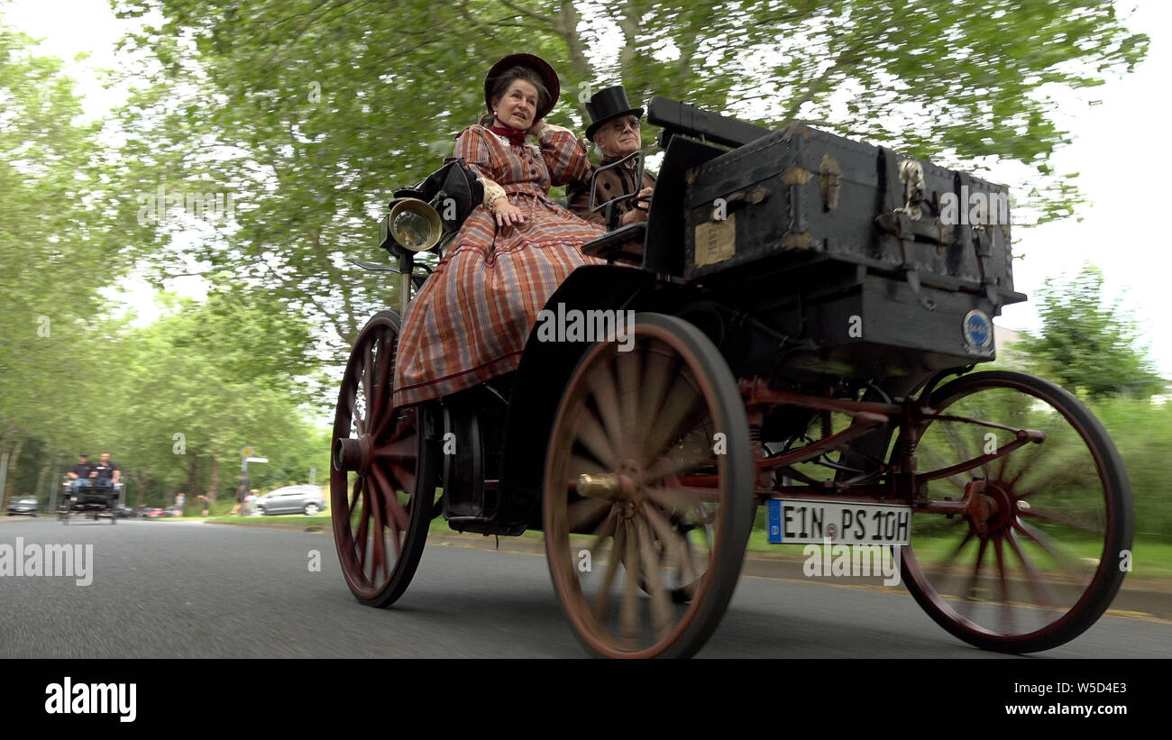 Karl Benz Car Stock Photos & Karl Benz Car Stock Images - Alamy