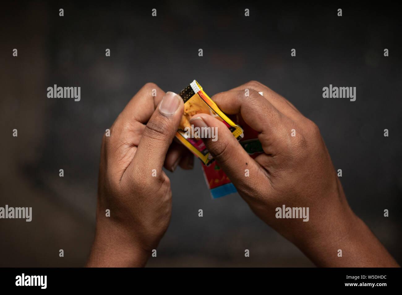 Gutka Stock Photos & Gutka Stock Images - Alamy