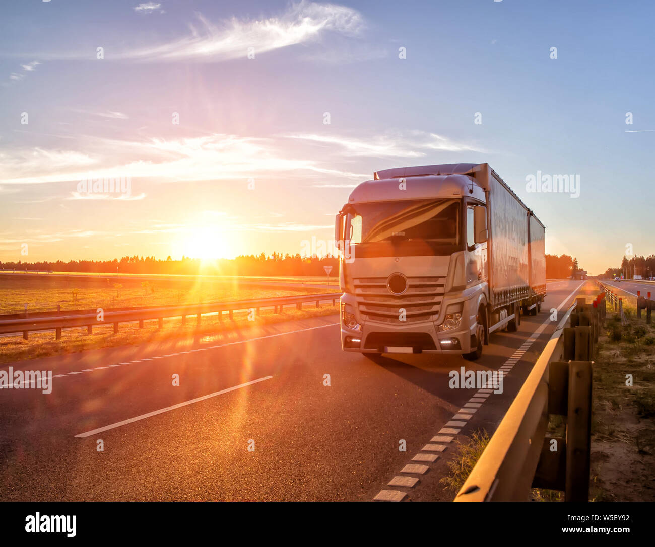 Truck Drivers Stock Photos & Truck Drivers Stock Images - Alamy