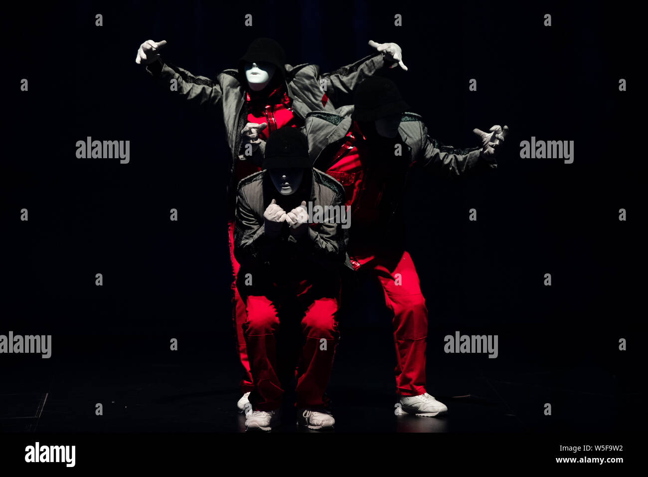 American Hip Hop Stock Photos & American Hip Hop Stock
