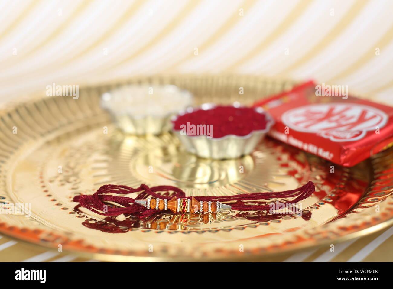 Raksha Bandhan India Stock Photos & Raksha Bandhan India