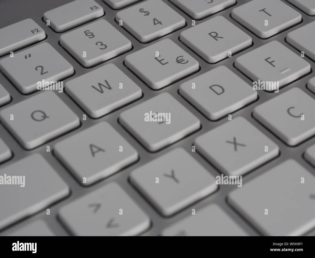 Alphanumeric Keyboard Stock Photos & Alphanumeric Keyboard