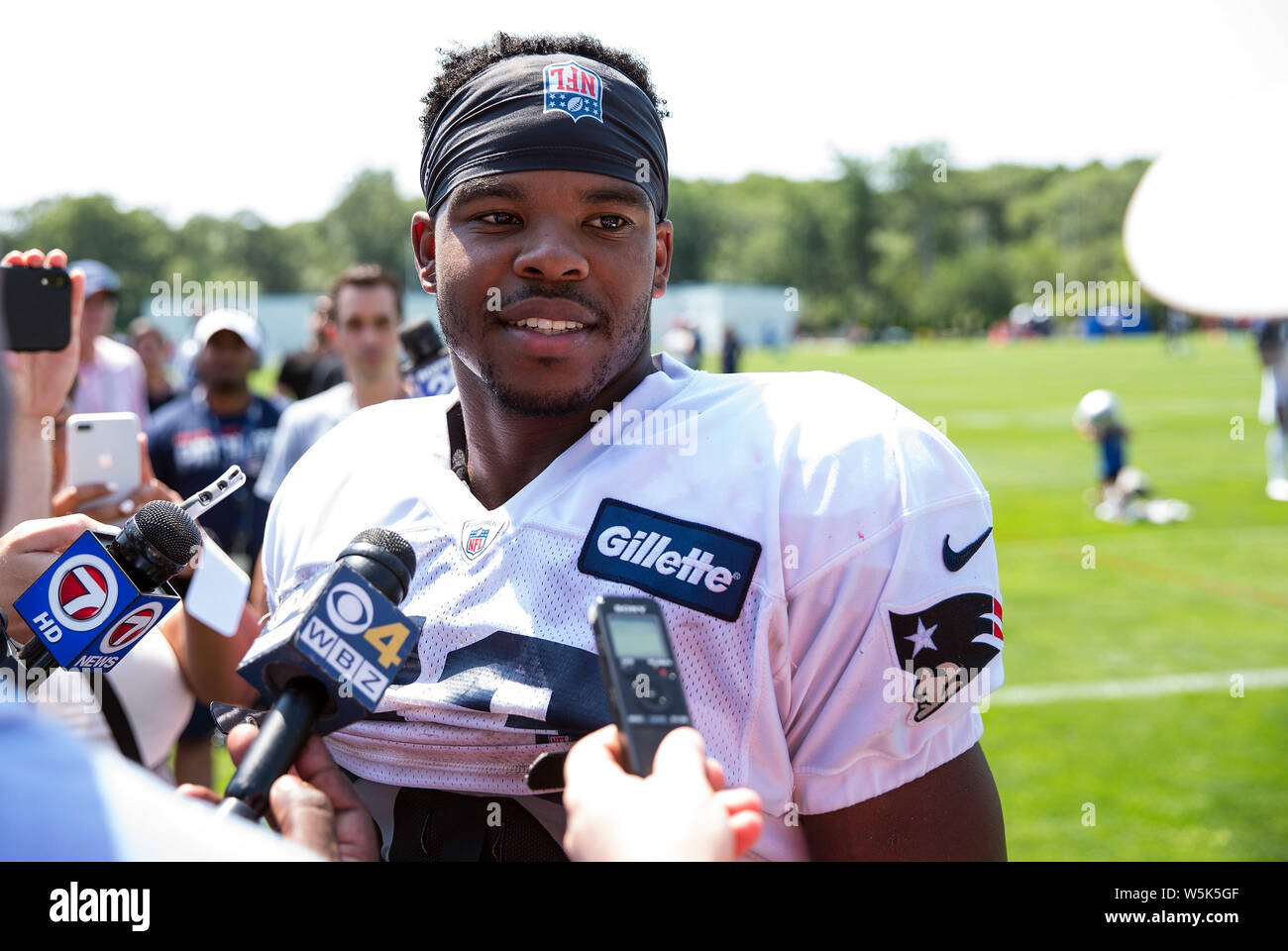 Damien Harris High Resolution Stock Photography And Images Alamy