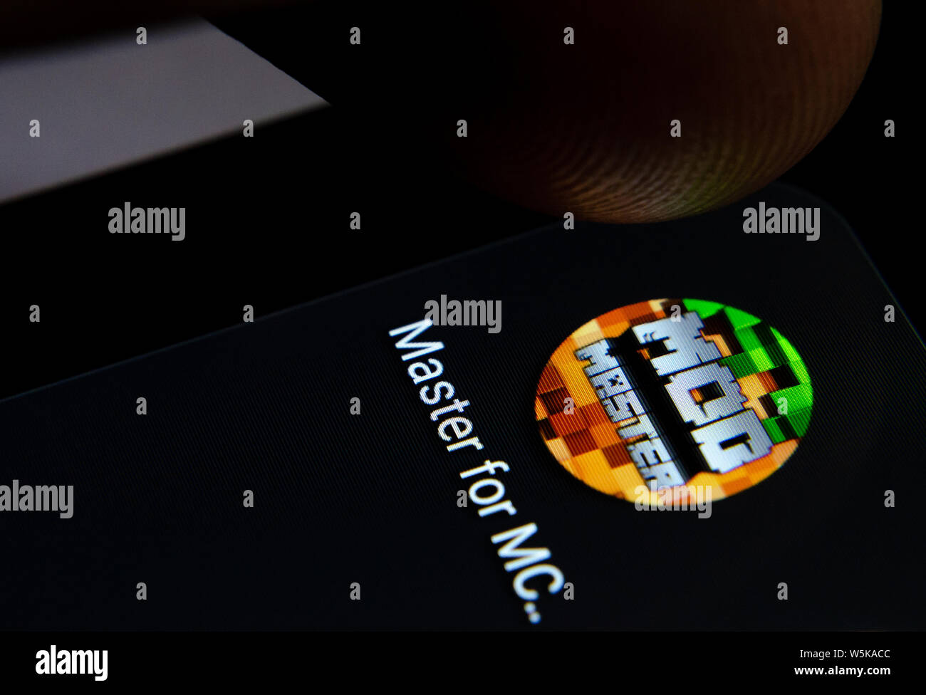 Android Screen Stock Photos & Android Screen Stock Images - Alamy