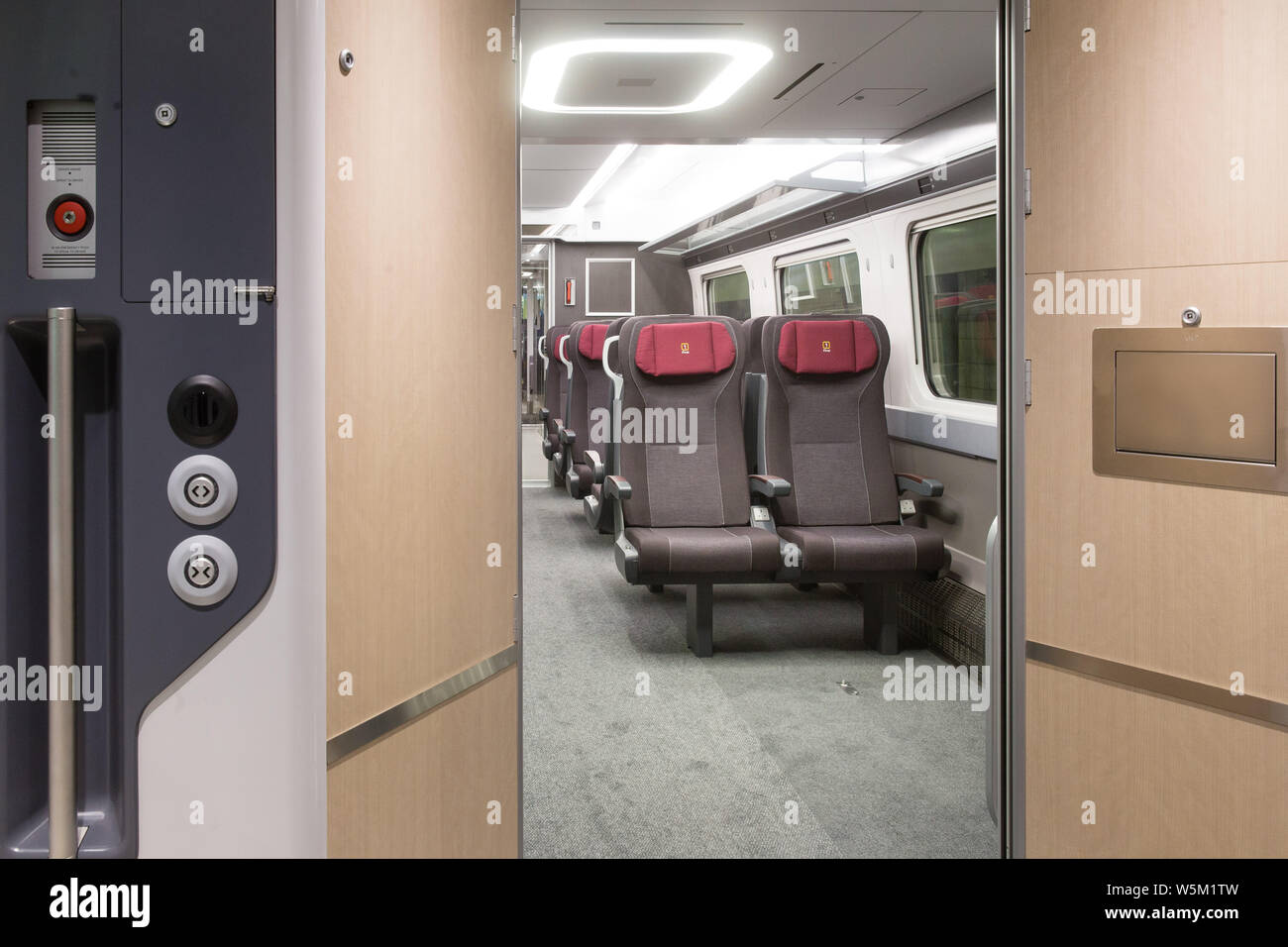Train Cabin Stock Photos & Train Cabin Stock Images - Alamy
