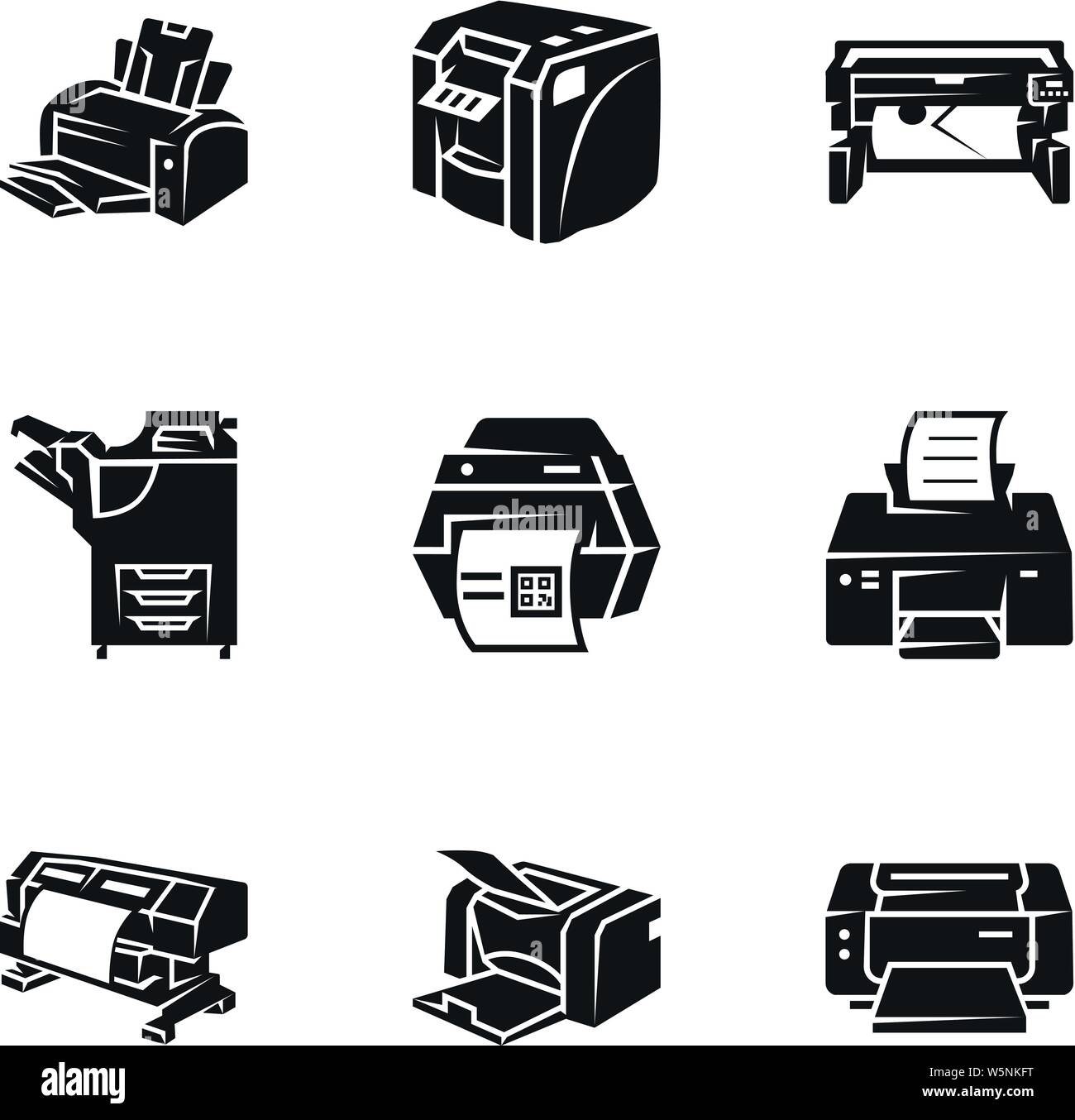 modern printer icon set simple set of 9 modern printer vector icons for web design isolated on white background stock vector image art alamy https www alamy com modern printer icon set simple set of 9 modern printer vector icons for web design isolated on white background image261705132 html