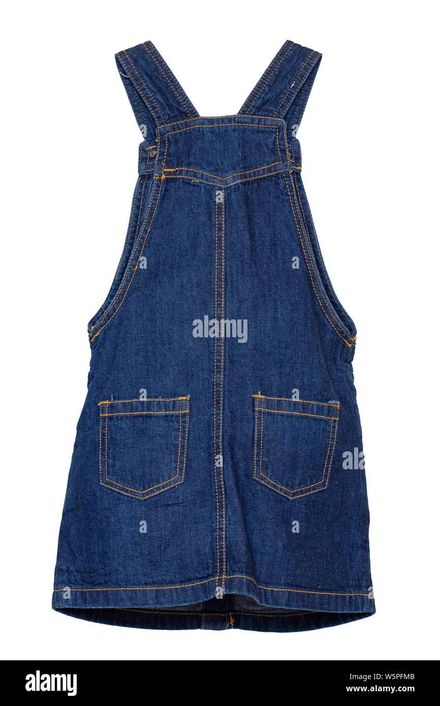 blue jean dress,