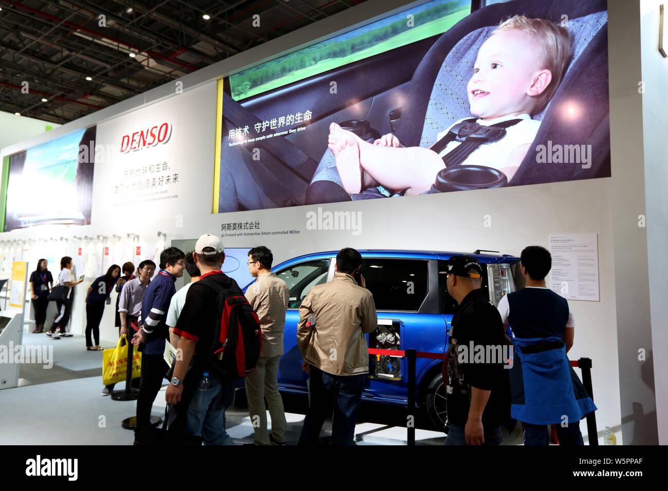 Japanese Automotive Stock Photos & Japanese Automotive Stock