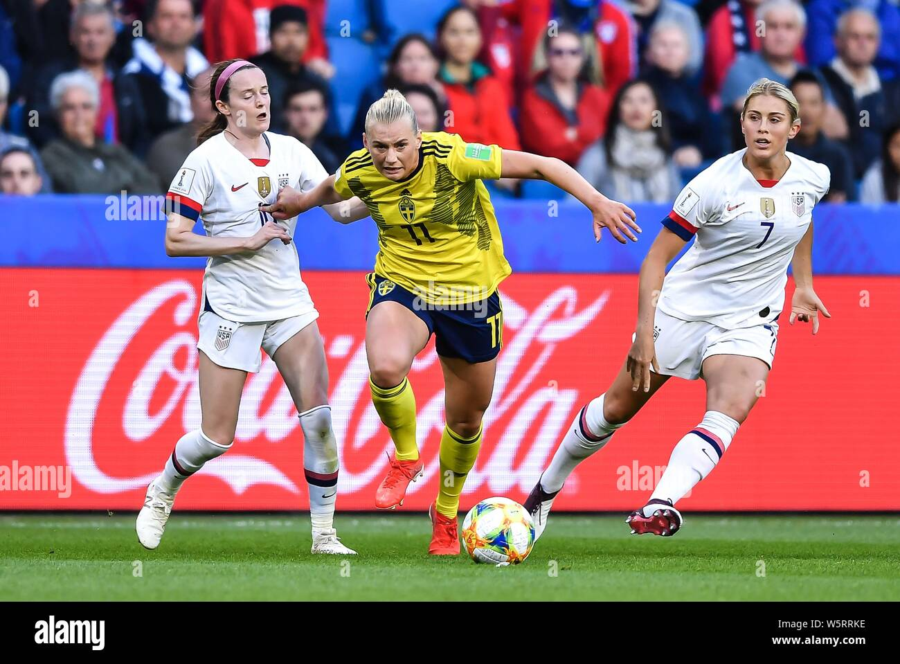 United States Womens Football Team Stock Photos & United