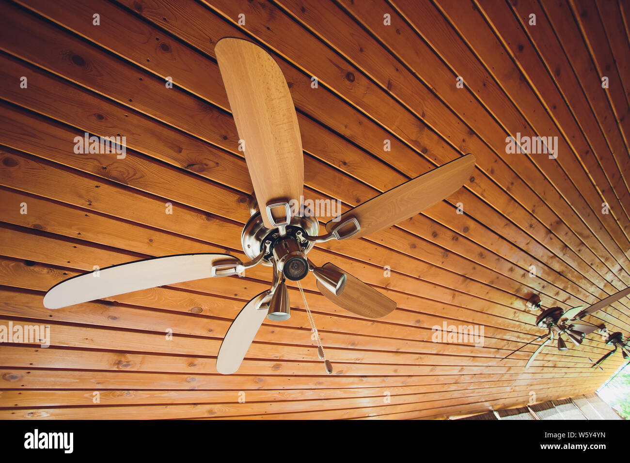 Old Ceiling Fan High Resolution Stock Photography And Images Alamy