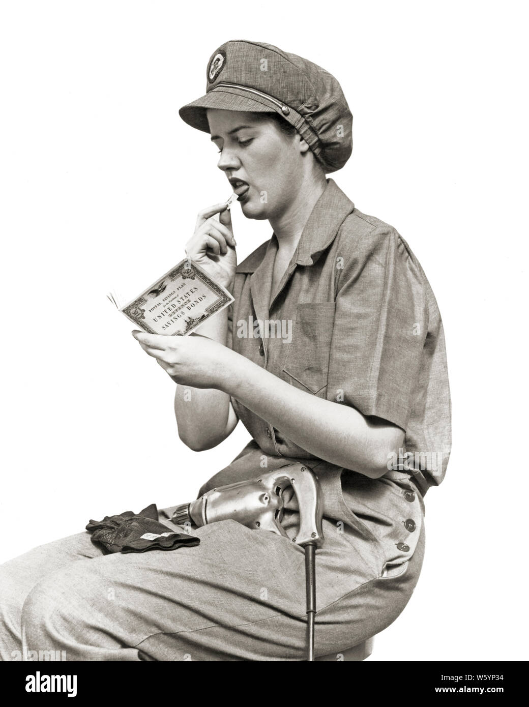 41e603b4e4 Women Factory World War Ii Stock Photos & Women Factory World War Ii ...
