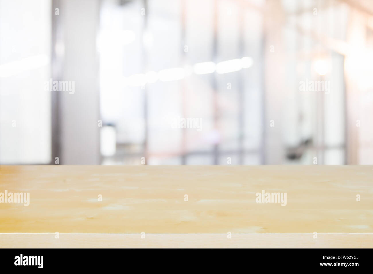 Modern Office Background Blurred And Defocused Ideal For