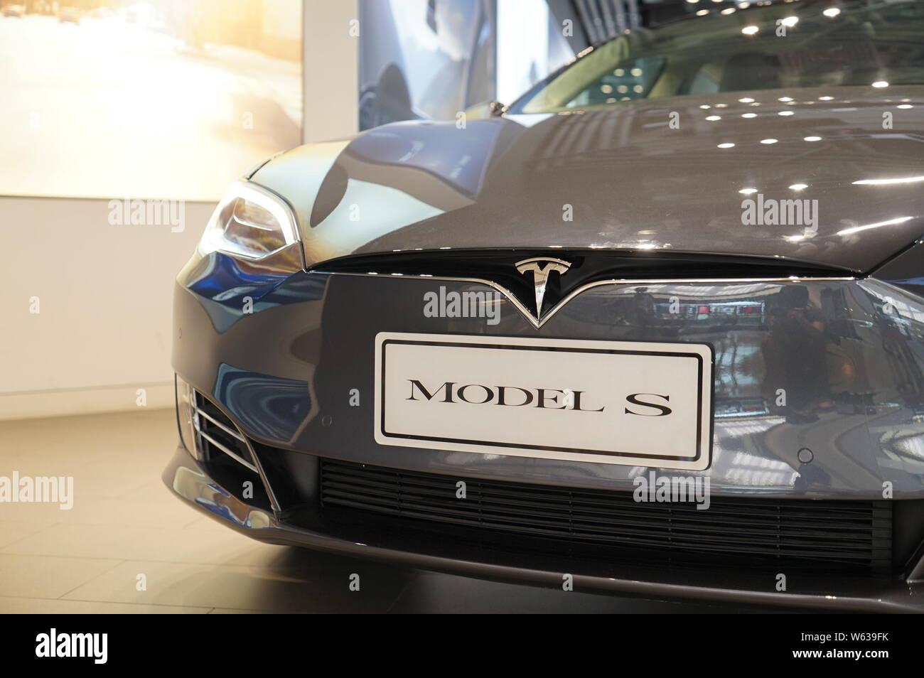 Tesla Unit Stock Photos & Tesla Unit Stock Images - Alamy