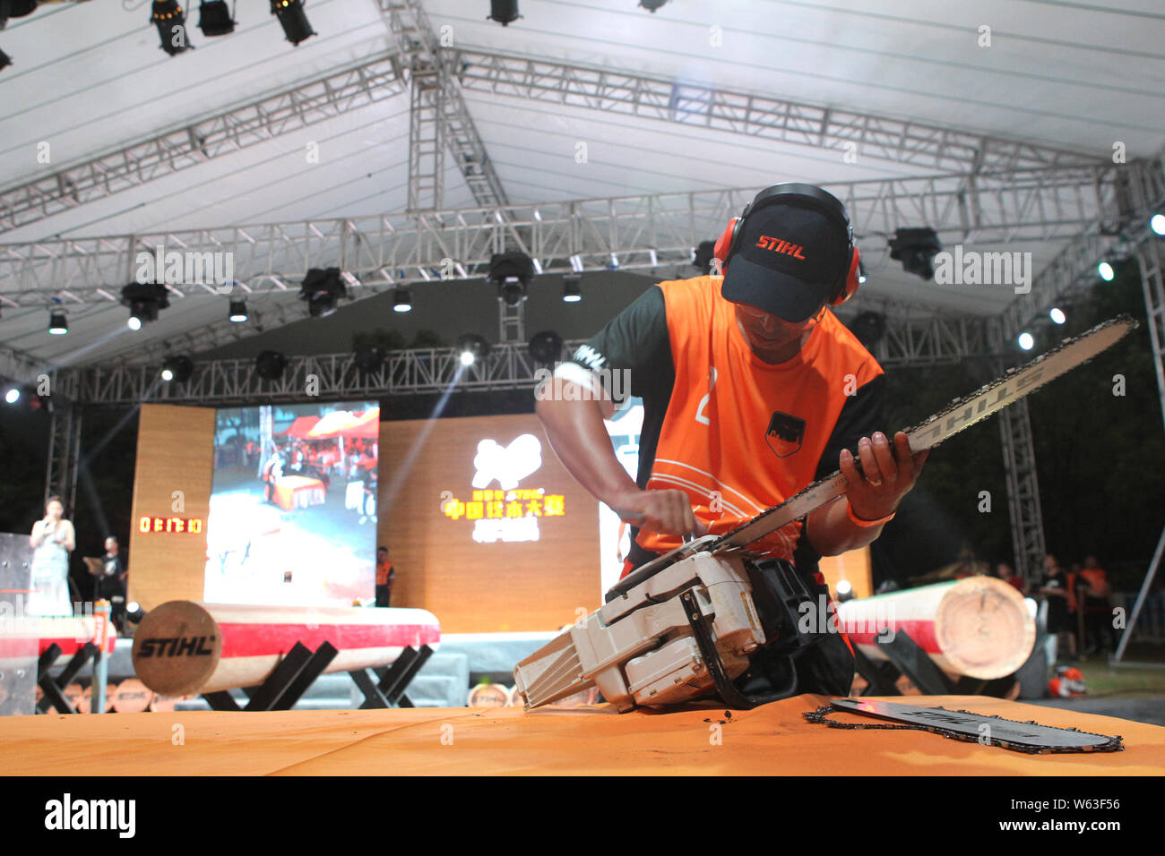 Stihl Chainsaws From China