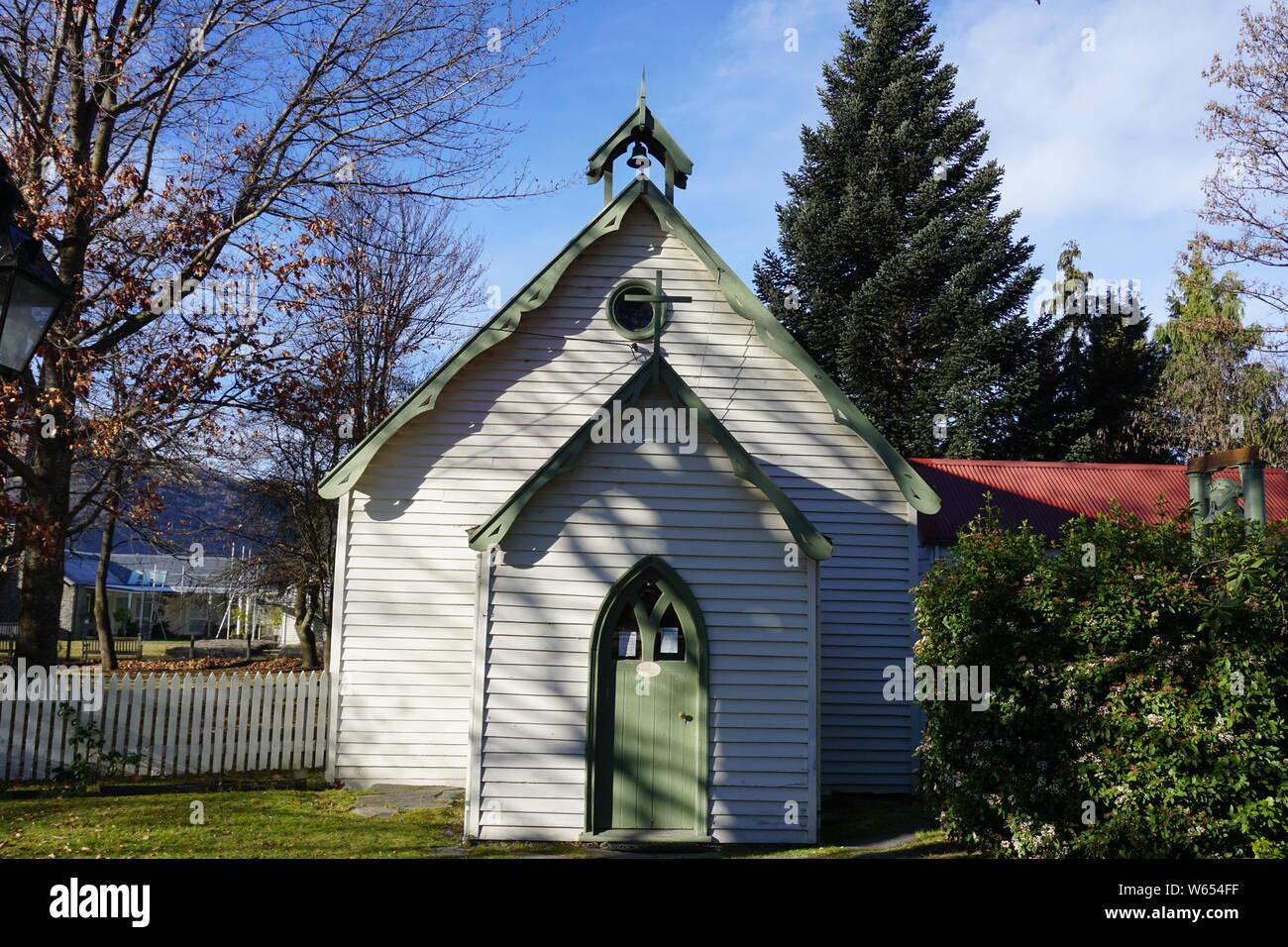 Church Bell New Zealand Stock Photos & Church Bell New