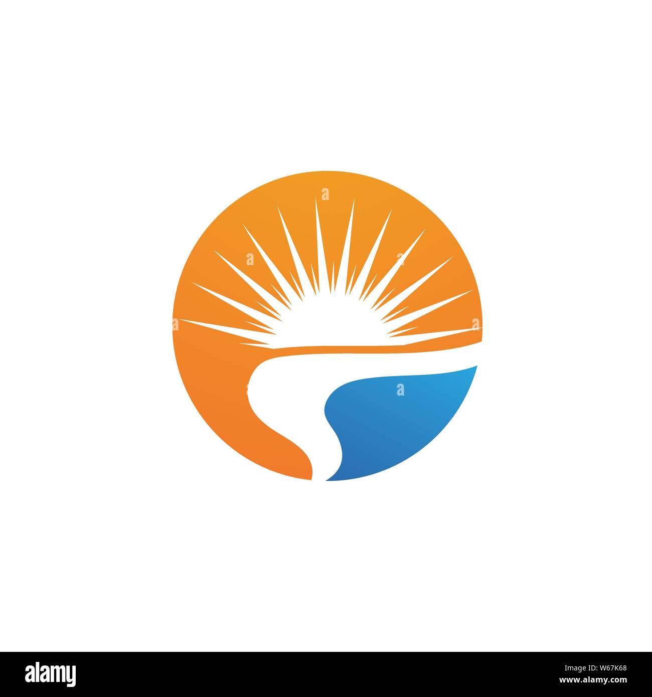 river vector icon illustration design stock vector image art alamy alamy