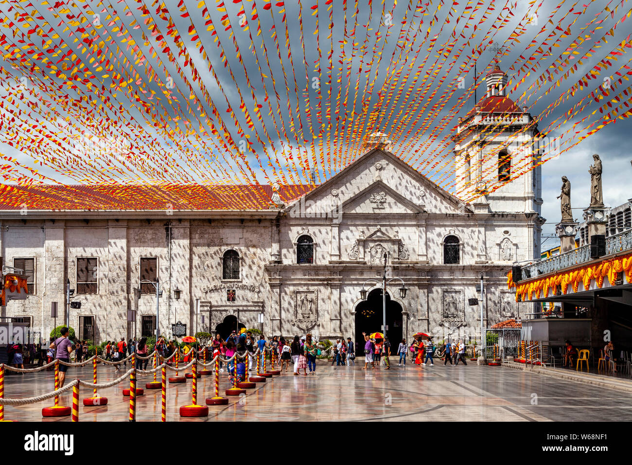 Santo Nino Church High Resolution Stock Photography And Images Alamy